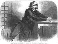 Daniel E. Sickles in Prison