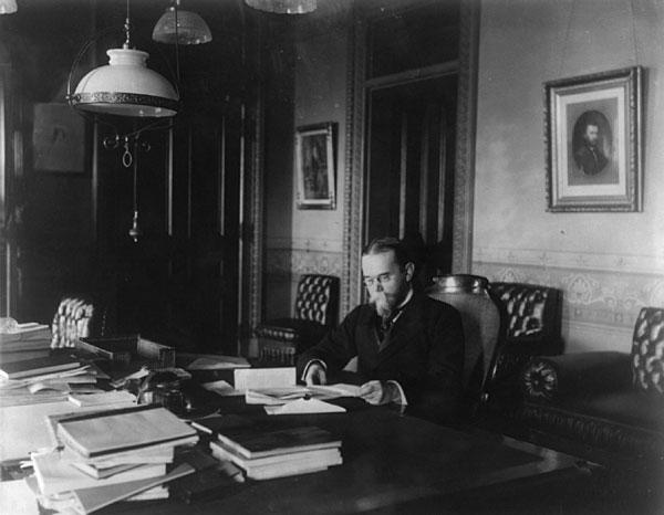 John Hay's Office