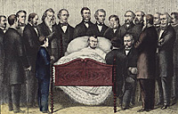 Death of Abraham Lincoln