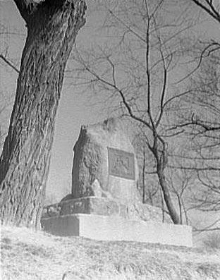 Fort Stevens where Lincoln stood under fire