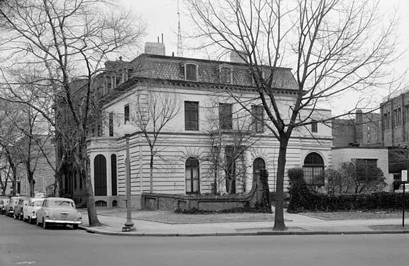 Montgomery Meigs House 1239 Vermont Ave NW