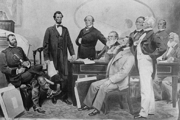 Final Cabinet Meeting