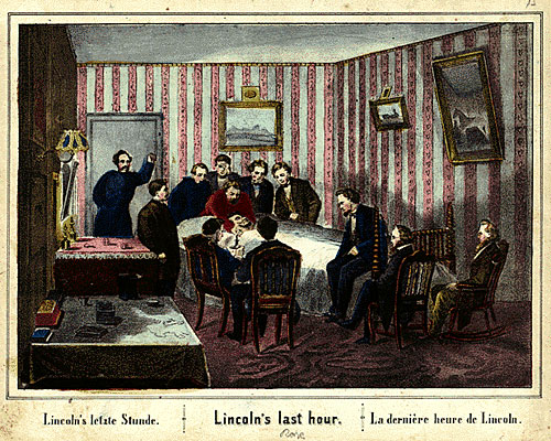 Lincoln's Last Hour