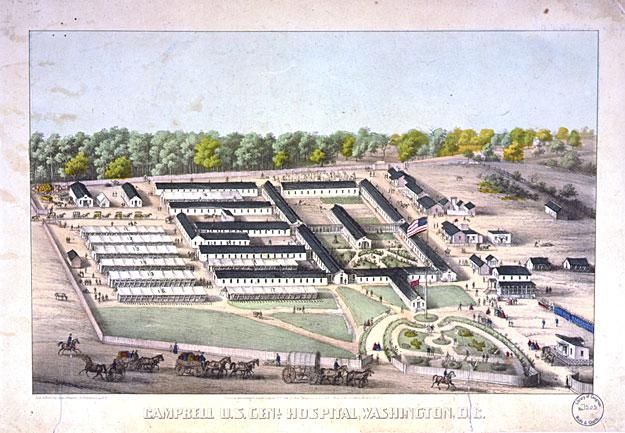 Campbell U.S. General Hospital, Washington D.C.