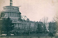 Inauguration of Abraham Lincoln, March 4, 1861