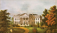 Front of White House