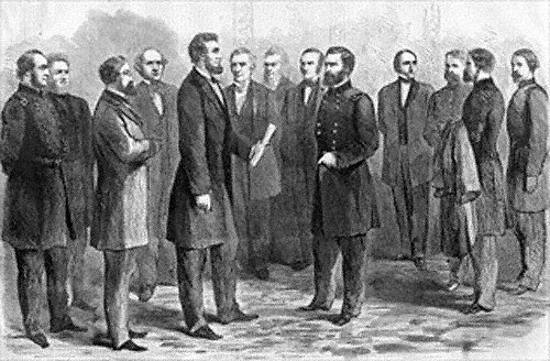 General Grant's Promotion