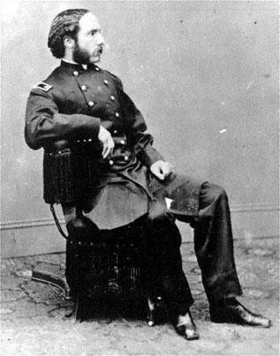 Major Henry R. Rathbone