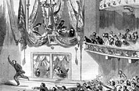 Assassination in Ford's Theater