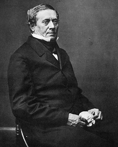 Joseph Henry – The Director of the Smithsonian Institution