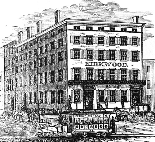 Kirkwood House