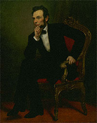 lincoln at washington