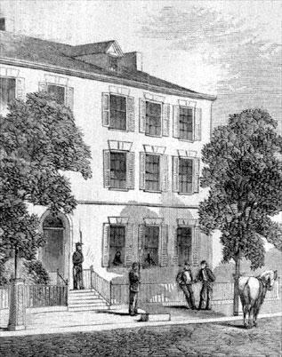 McClellan Headquarters