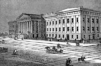 Patent Office and Interior Department
