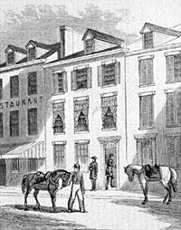 General Scott's Headquarters