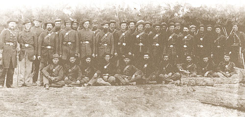 Union Soldiers: Company D of the 149th Pennsylvania Infantry