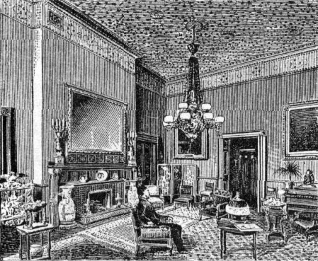 Red Room of the White House