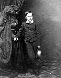 Marvelous Family William Wallace Lincoln 1850 1862 Mr Lincolns White Hairstyle Inspiration Daily Dogsangcom