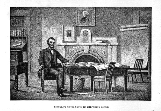 Mr. Lincoln's Office