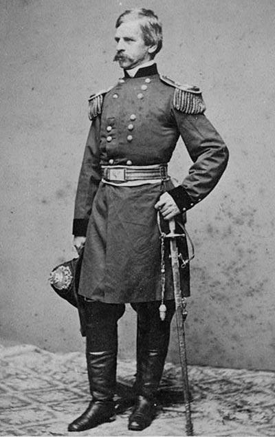 Major General Nathaniel P. Banks