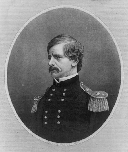 Major General Nathaniel P. Banks