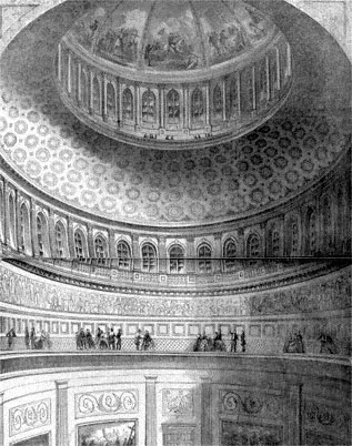 Interior of the Capitol Dome