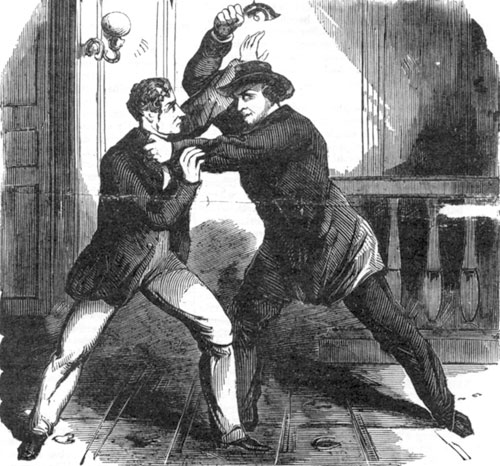 Frederick Seward's Encounter with the Assassin