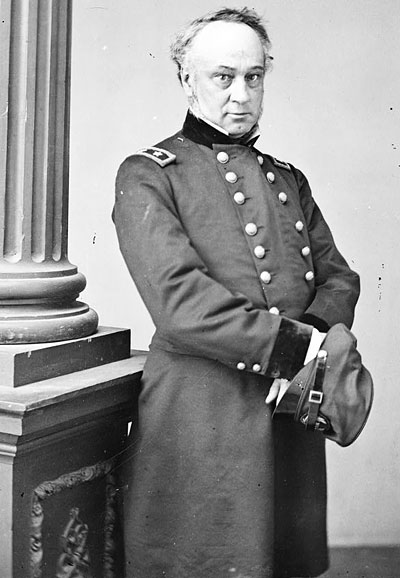 Major General Henry W. Halleck
