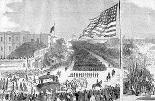 Funeral Procession of Abraham Lincoln