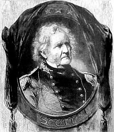 Lieutenant General Winfield Scott