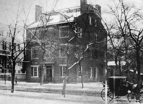 William H. Seward's House