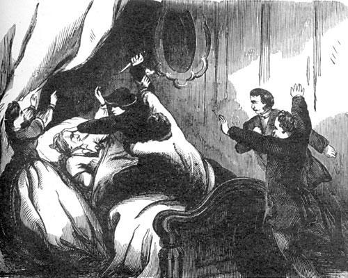 Assassination Attempt of William H. Seward