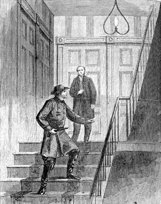 William Seward's Attempted Assassination