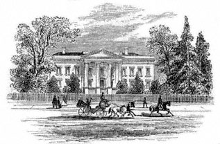 North Front of the White House